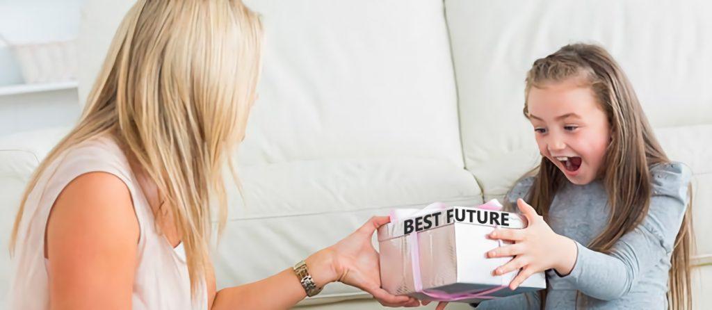 Regale a sus hijos el mejor futuro