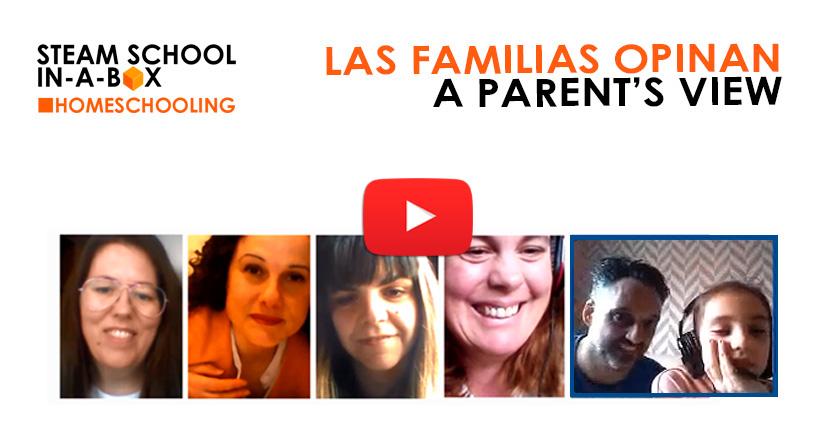 Testimonio de las familias