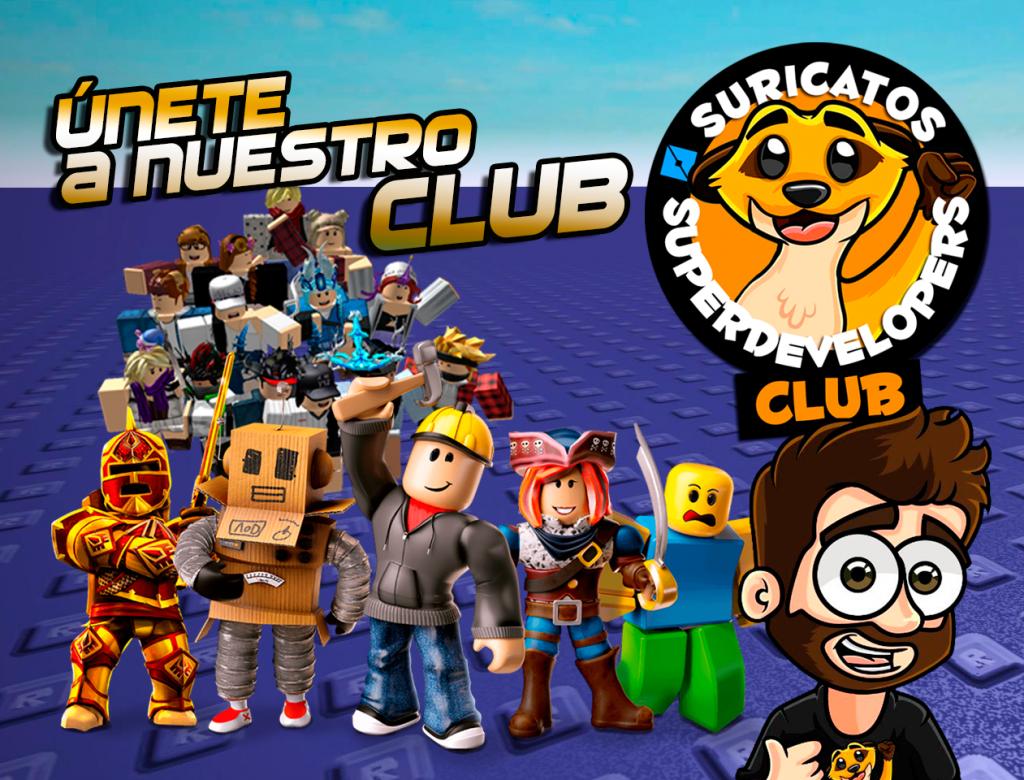 Únete a nuestro club