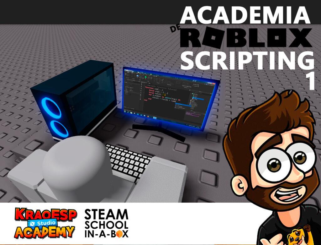 Academia Krao de Roblox Scripting 1