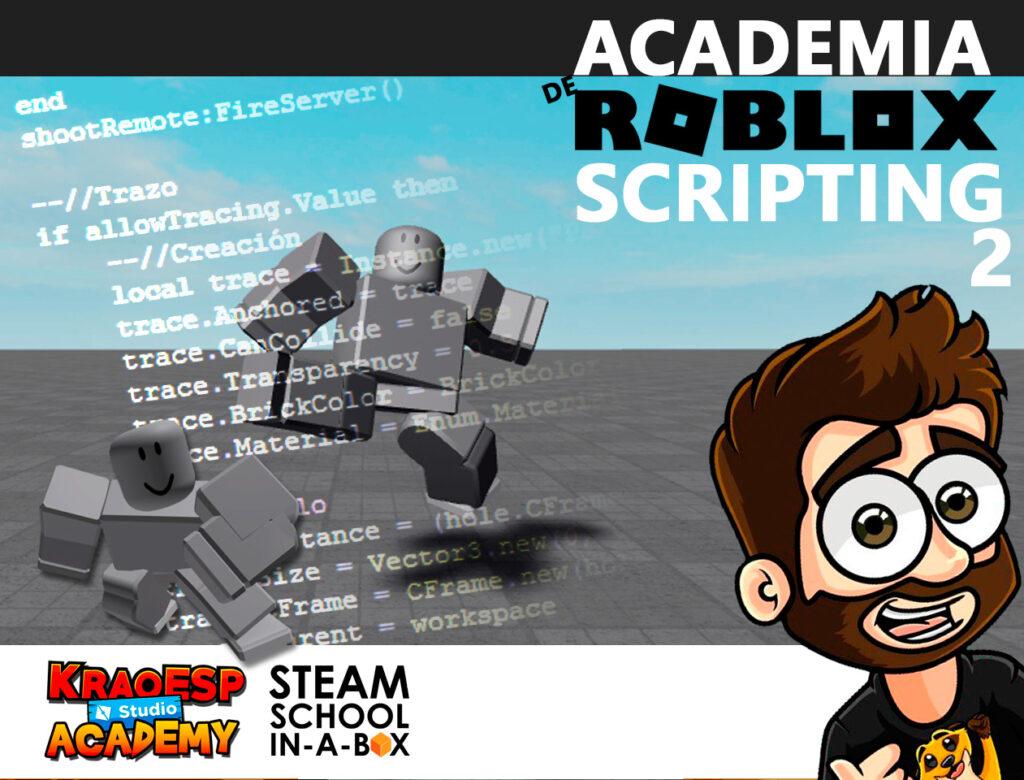 Academia Krao de Roblox Scripting 2